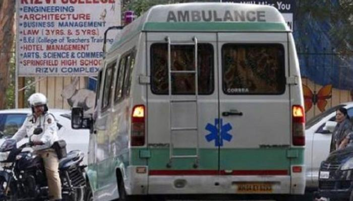 उल्हासनगरमध्ये मुलीवर अॅम्ब्युलन्समध्ये बलात्कार