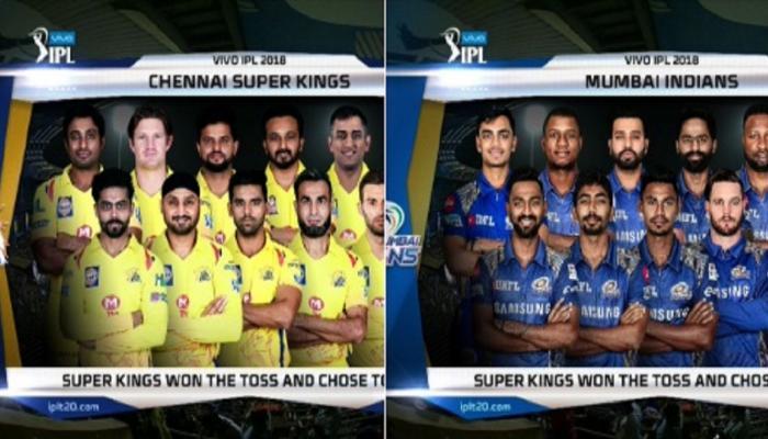 IPL मधील पहिली मॅच कोण जिंकणार हे टॉसपूर्वीच झालं होतं निश्चित?