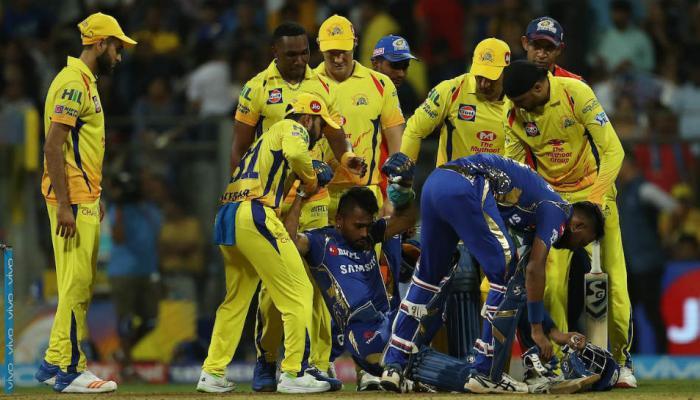 IPL 2018: चेन्नई सुपर किंग्जची विजयी सलामी, मुंबई इंडियन्सचा १ विकेटने पराभव