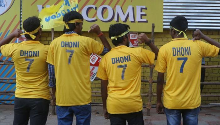 क्रिकेटर मायकेल वॉन म्हणाला, Morning India...धोनीच्या संघाने दिलं हे उत्तर