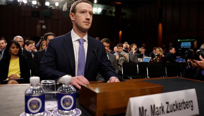 फेसबूक माहितीचा गैरवापर, मार्क झुकेरबर्गची सुनावणीच्यावेळी माफी
