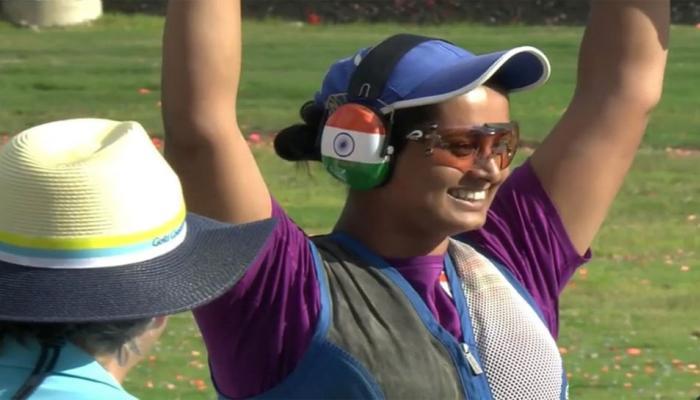 राष्ट्रकुल स्पर्धेत भारताला १२ वे सुवर्णपदक
