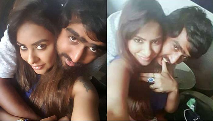 टॉपलेस झाल्यानंतर 'भल्लाळदेव'च्या भावावर या अभिनेत्रीचा लैंगिक शोषणाचा आरोप