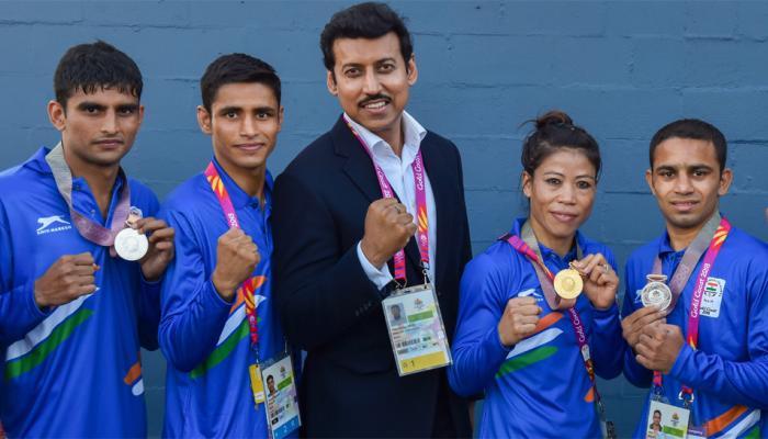राष्ट्रकुल स्पर्धेत भारताचा सोनेरी रौप्यमहोत्सव