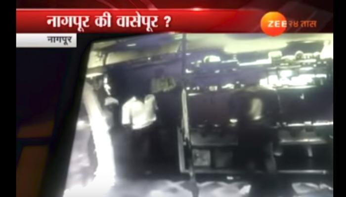 नागपुरात आठ गुंडांचा हॉटेलवर सशस्त्र हल्ला