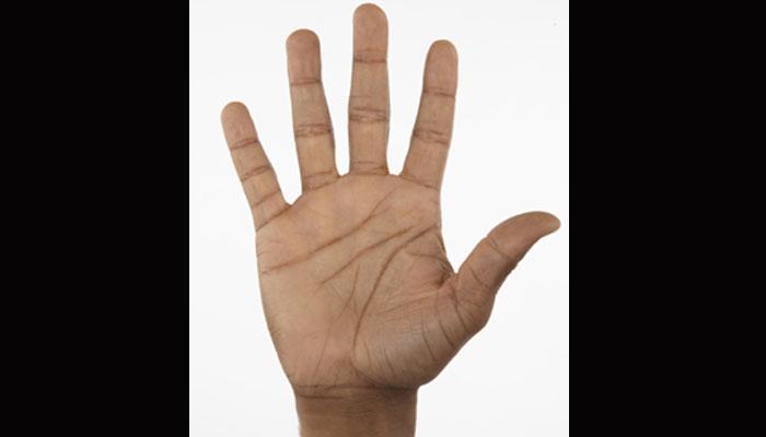 जगात केवळ ३ टक्के लोकांच्या हातावर असते असे निशाण