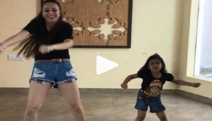 'Bom Diggy Diggy'गाण्यावर चिमूकलीचा डान्स पाहून चकीत व्हाल (व्हिडिओ)