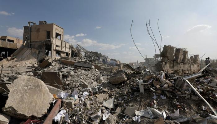 इस्त्राइलचा सीरियात क्षेपणास्त्र हल्ला, २२ जणांचा मृत्यू