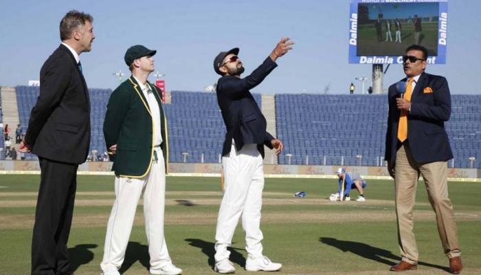 टेस्ट क्रिकेटमधील टॉस रद्द करण्याचा आयसीसीचा विचार