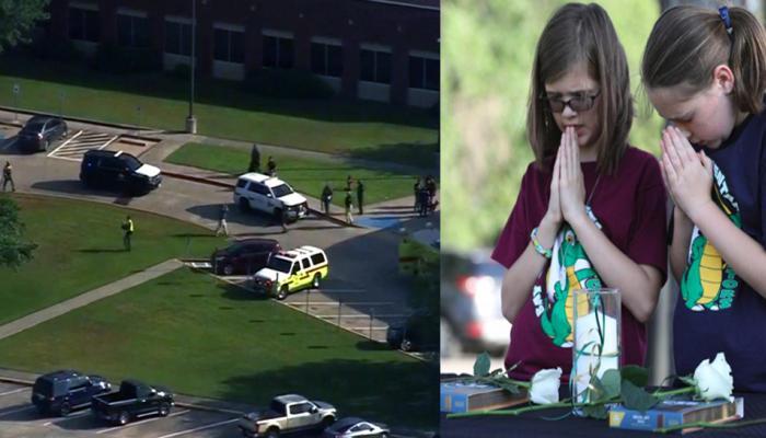अमेरिकेत शाळेत गोळीबार, १० जणांचा मृत्यू