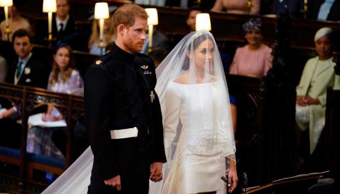 Royal Wedding :  शाही सोहळ्यात मोडली गेली 'ही' जुनी परंपरा