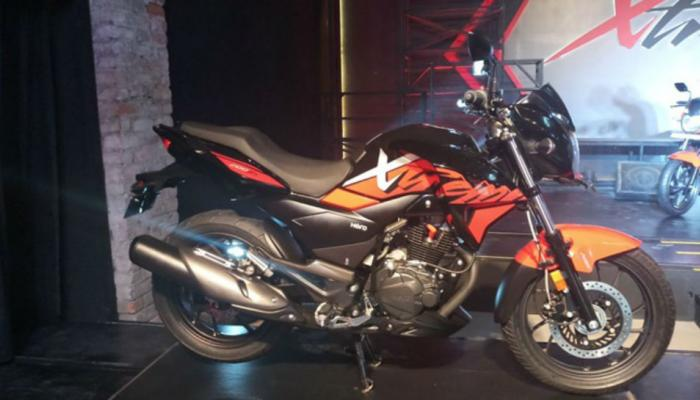 हीरो मोटोकॉर्पची नवी बाइक Xtreme 200 R, जाणून घ्या फिचर्स