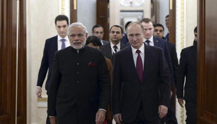 रशियाच्या राष्ट्राध्यक्षाचं आमंत्रण, पंतप्रधान मोदी जाणार रशिया दौऱ्यावर