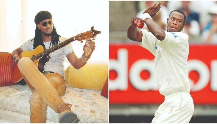 क्रिकेट सोडून हा आंतरराष्ट्रीय खेळाडू झाला गिटारिस्ट!