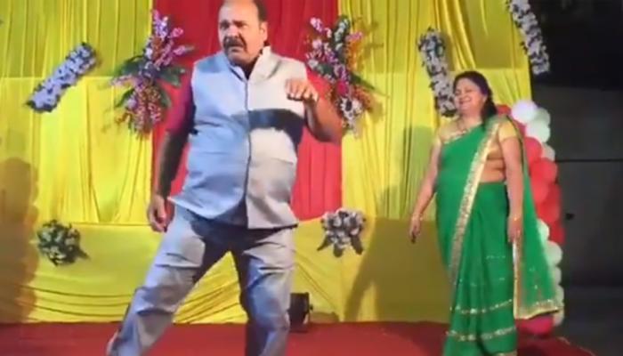 डान्सिंग अंकलचं 'या' दिग्गज अभिनेत्यांना चॅलेंज