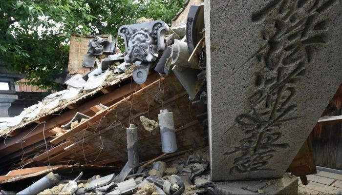 जपानमध्ये 6.1 रिश्टर स्केलच्या भूकंपाचा धक्का