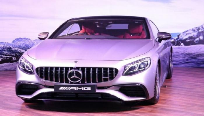 Mercedes-AMG S 63 कूपे भारतात लॉन्च, पाहा किंमत आणि फिचर्स