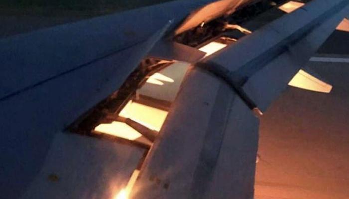 FIFA World Cup 2018 : विमानप्रवासादरम्यान आगीतून बचावली 'ही' फूटबॉल टीम