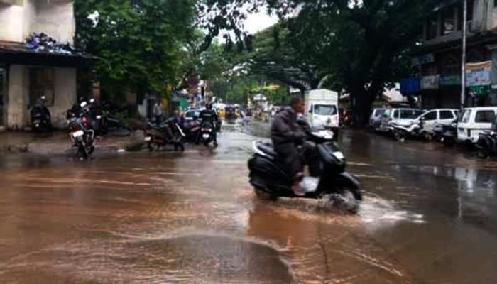 सिंधुदुर्ग, गोव्यात मुसळधार पाऊस, अतिदक्षतेचा इशारा