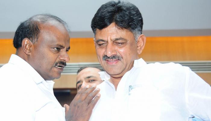 कर्नाटकात काँग्रेसच्या अडचणीत वाढ, जलसंपदा मंत्र्यांना चौथा समन्स जारी
