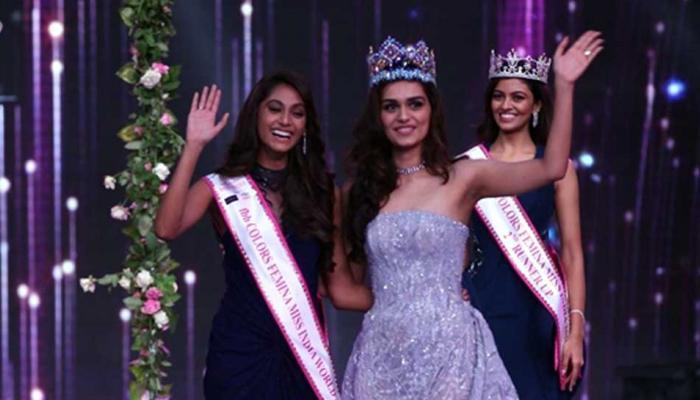 'या' स्मार्ट उत्तरामुळे अनुकृति वास ठरली मिस इंडिया!