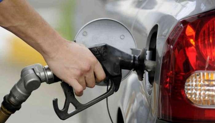पेट्रोल-डिझेलचे दर पुन्हा घटले
