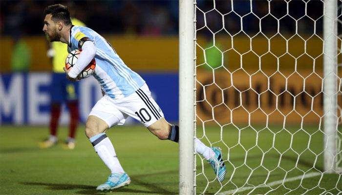अर्जेंटिना हारल्यानंतर निराश मेस्सी फॅनने केलं असं काही