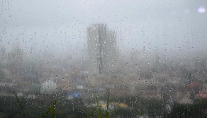 मुंबईतील जोरदार पाऊस (फोटो)