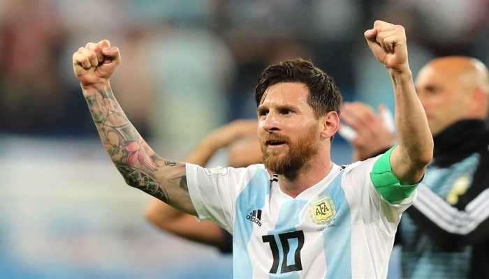 FIFA World Cup 2018 : अन मेस्सीने वर्ल्डकप रेकॉर्ड रचला ...