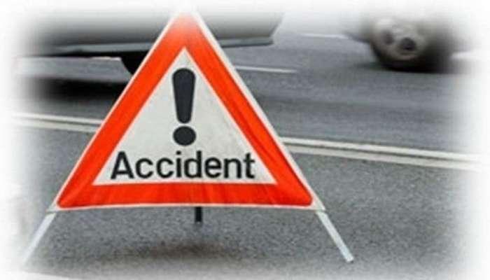 सुझुकी बलेनो, वडाप गाडीला अपघात; २ बालकांसह ७ ठार