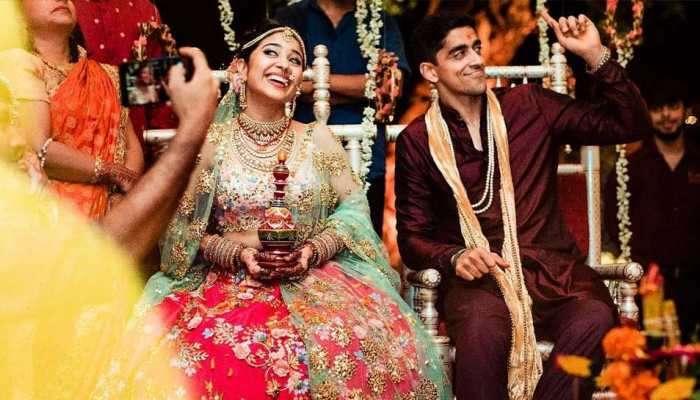 'मसान'फेम श्वेता त्रिपाठी 'स्लो-चिता'सोबत विवाहबंधनात