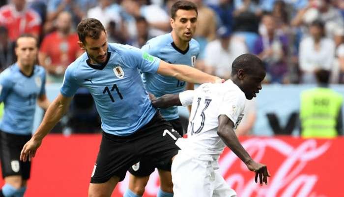 फिफा फुटबॉल विश्व चषक : फ्रान्स सेमीफायनलमध्ये