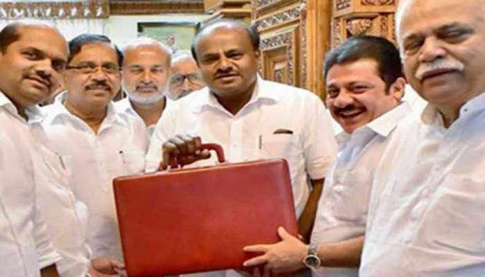 कर्नाटकात काँग्रेस-जेडीएसमध्ये वाद, कुमारस्वामींच्या बजेटवर काँग्रेस नेत्यांना आक्षेप