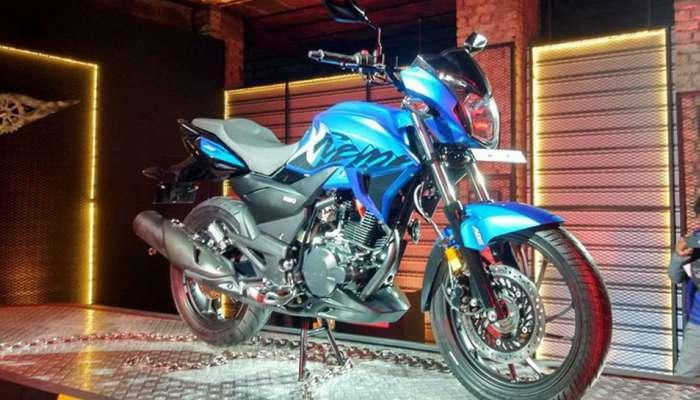 हिरोची २०० सीसीची स्वस्त बाईक लॉन्च