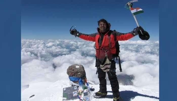 अस्थमावर मात करून या भारतीय गिर्यारोहकाने 7 पर्वत केले सर !