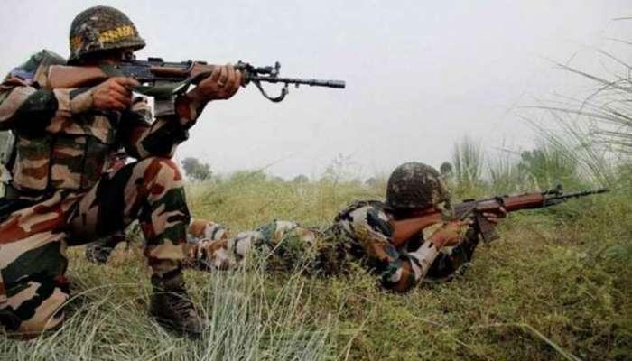 जम्मू काश्मीर: तीन दहशतवाद्यांना कंठस्नान; चकमक अद्याप सुरू