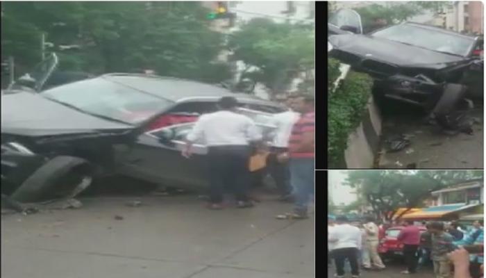 टीव्ही अभिनेत्याची नशेत 3 गाड्यांना धडक, 3 जण जखमी