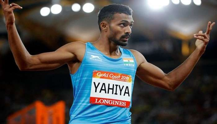भारताचा धावपटू मोहम्मद अनासची सुवर्णपदकाला गवसणी