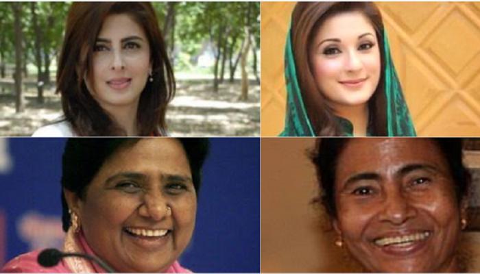 पाकिस्तान निवडणूक २०१८ : महिला राजकारण्यांकडे 'भारतीय' कसे पाहतात?