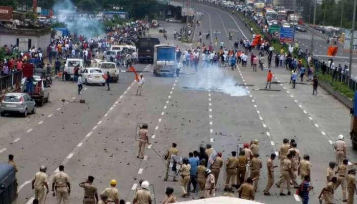 मराठा क्रांती मोर्चा आंदोलनानंतर नवी मुंबईत इंटरनेट सेवा बंद