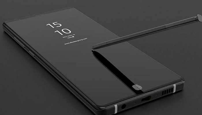 प्रमोशनल पोस्टरवर लीक झाली Samsung Galaxy Note 9 ची किंमत
