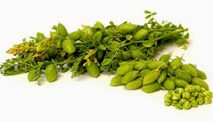 हिरवे चणे खाण्याचे आरोग्यदायी फायदे