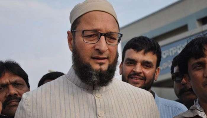 ...तर आम्ही तुम्हाला मुस्लीम धर्म स्वीकारायला लावू- असुदुद्दीन ओवैसी