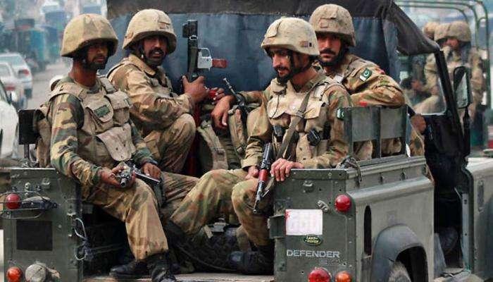 पाकिस्तानला मोठा झटका, अमेरिकेने तोडली लष्करी रसद