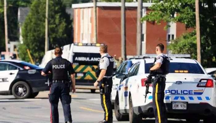 कॅनडातील गोळीबारात चार जणांचा मृत्यू