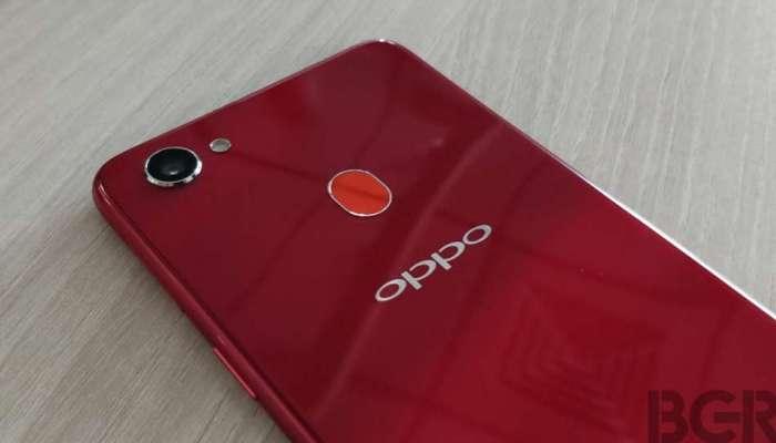 अजब ! ओप्पोच्या या फोनमध्ये २५ मेगापिक्सल सेल्फी कॅमेरा