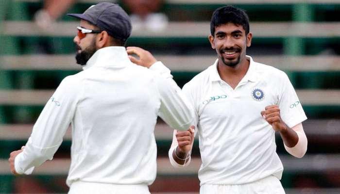 भारताला दिलासा, तिसऱ्या टेस्टसाठी बुमराह फिट