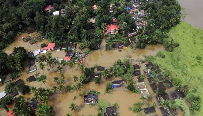 केरळमधील जलप्रलयात ३२४ जणांचा मृत्यू, पंतप्रधानांकडे मदतीची याचना