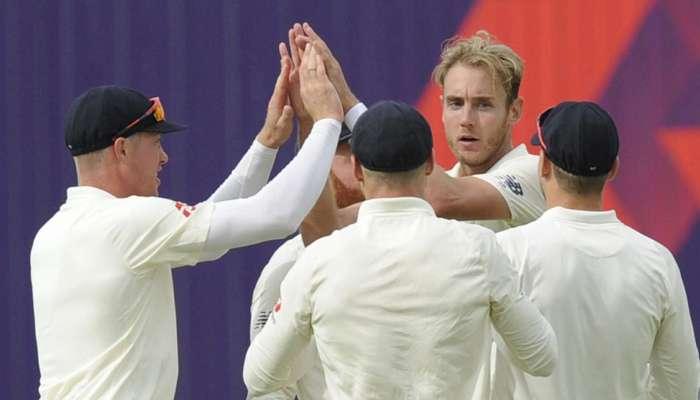दिवसाच्या सुरुवातीलाच इंग्लंडचे धक्के, भारत ३२९वर ऑल आऊट
