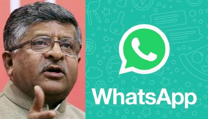 'व्हॉटसअॅप'ला इशारा भारतीय कायद्याचं पालन करा, नाहीतर....